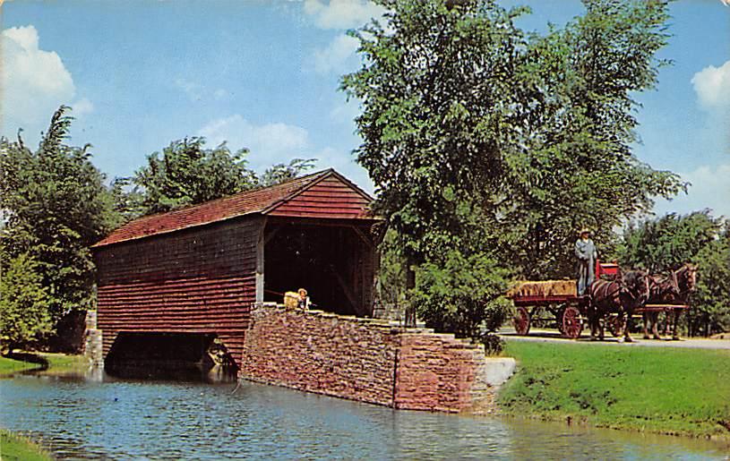 Wheeling Creek PA