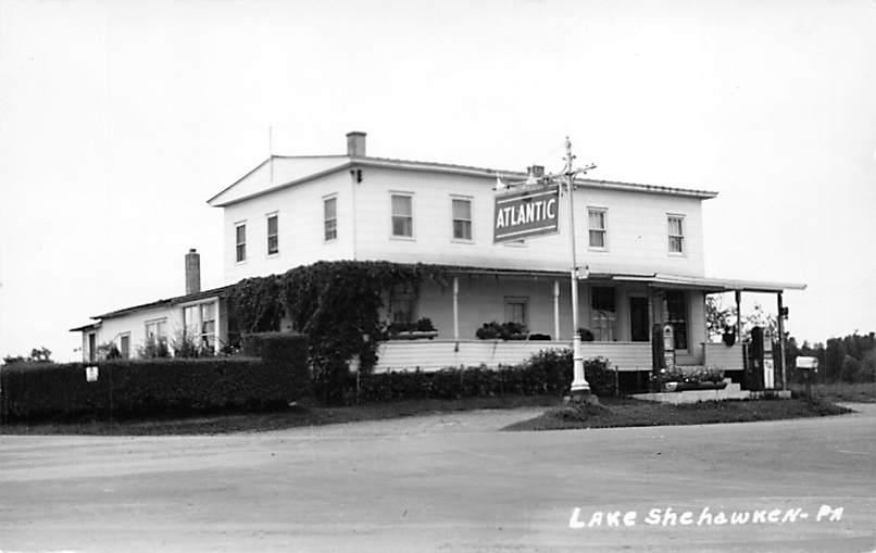 Lake Shehawken PA