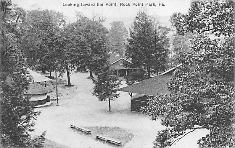 Rock Point Park PA