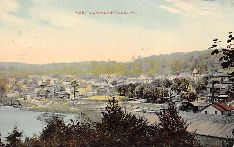 West Curwensville PA
