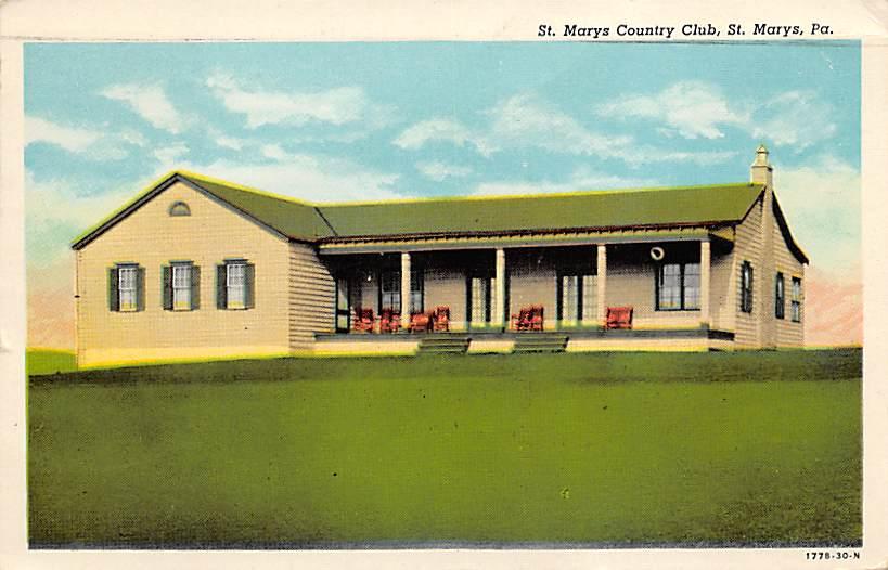 St Marys PA