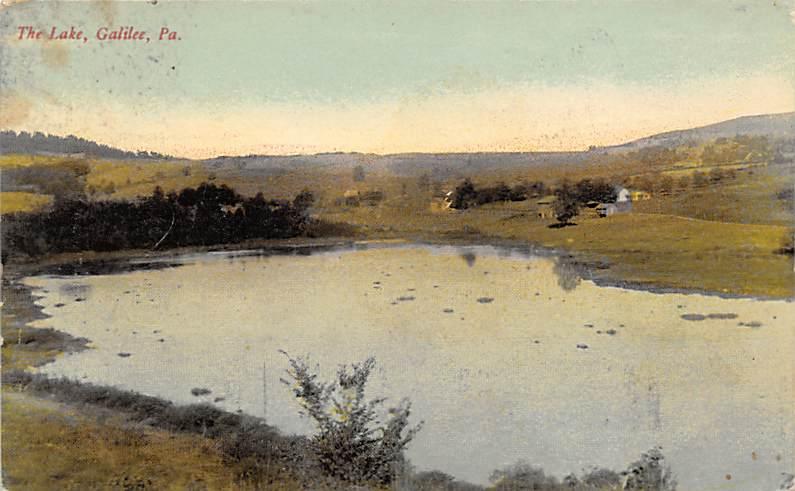 Galilee PA