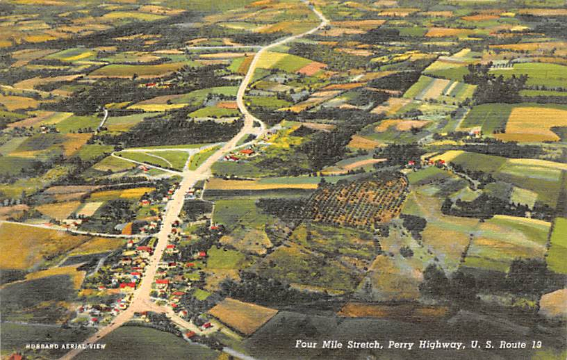 Pottersville PA