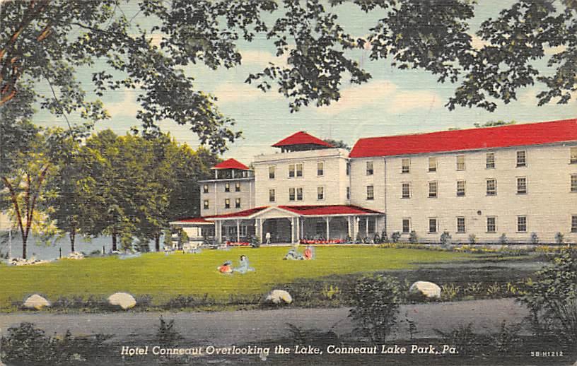 Conneaut Lake Park PA