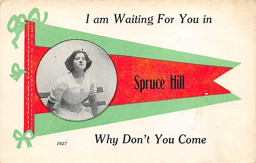 Spruce Hill PA