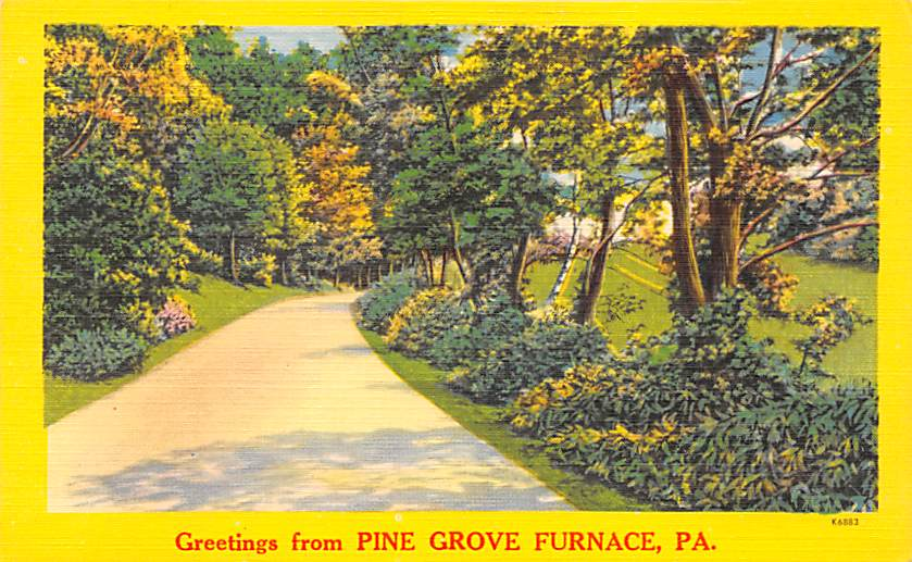 Pine Grove Furnace PA