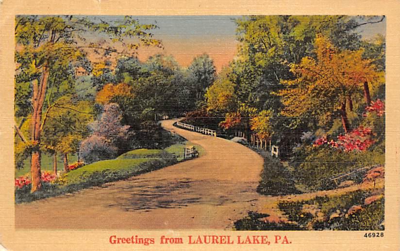 Laurel Lake PA