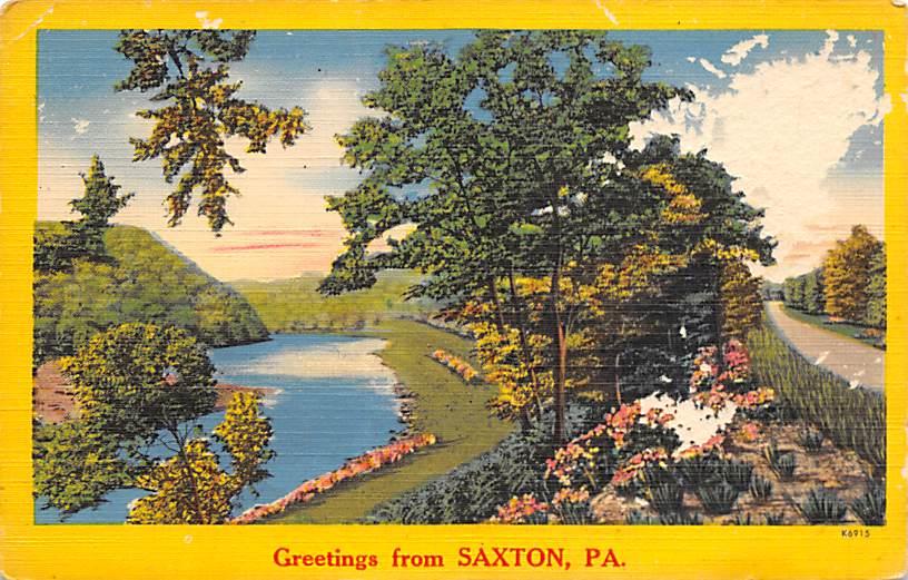 Saxton PA