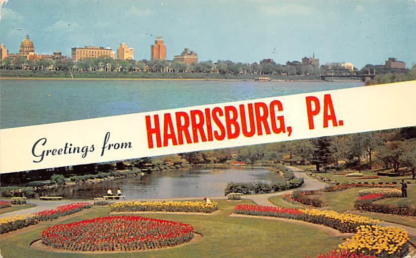 Harrisburgh PA