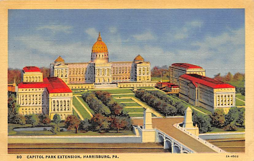 Harrisburg PA