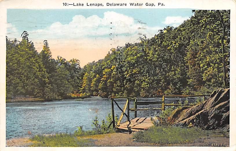 Delaware Water Gap PA