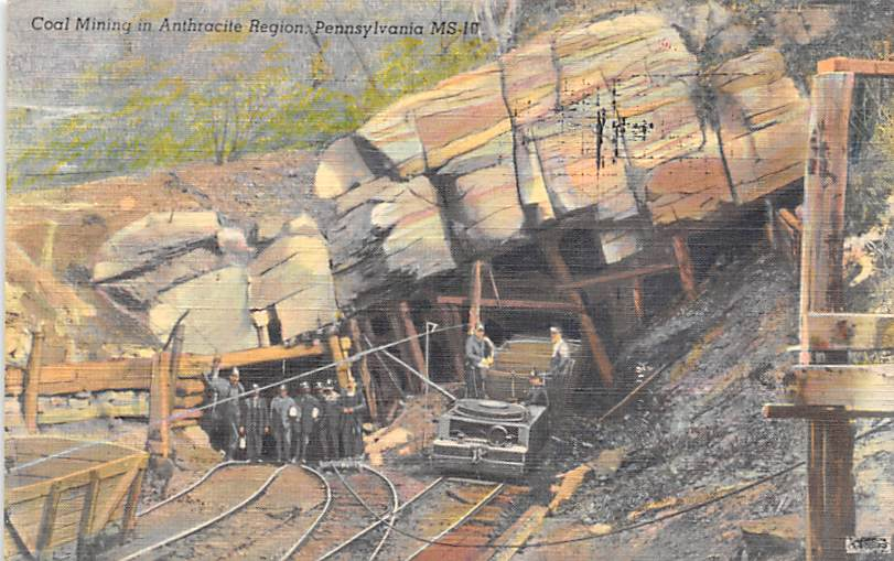 Coal Mining PA