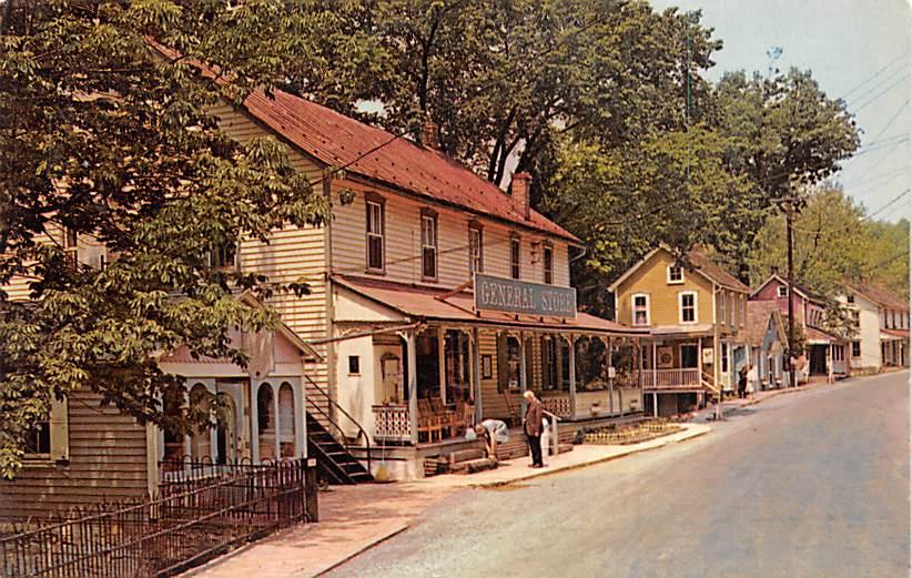 Knauertown PA