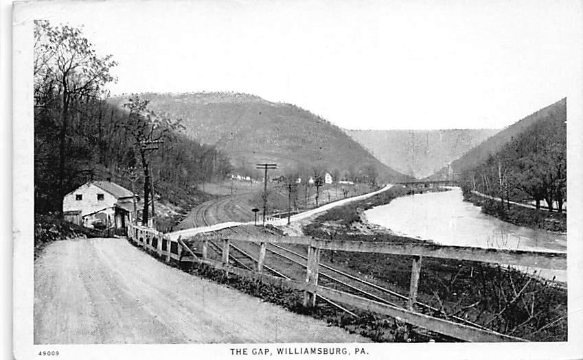 Williamsburg PA