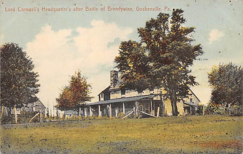 Goshenville PA