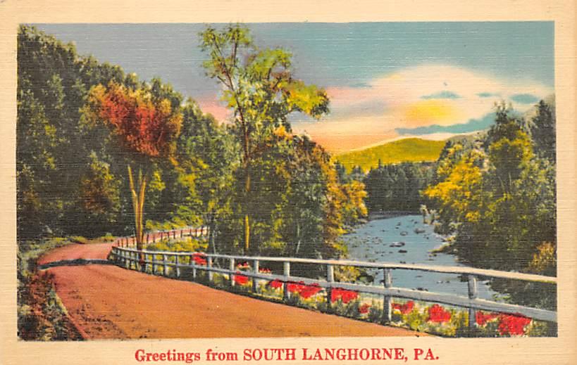 South Langhorne PA