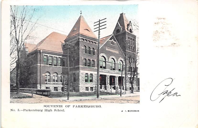 Parkersburg PA