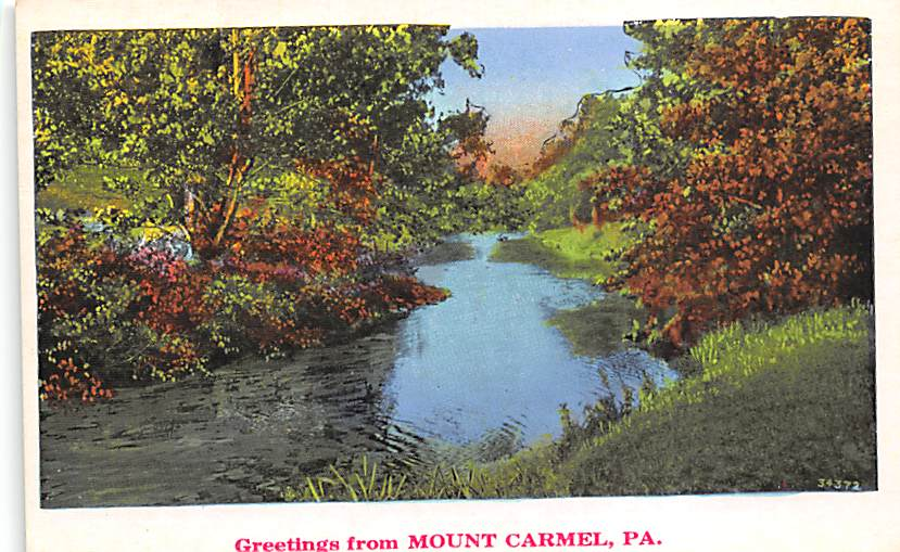 Mount Carmel PA