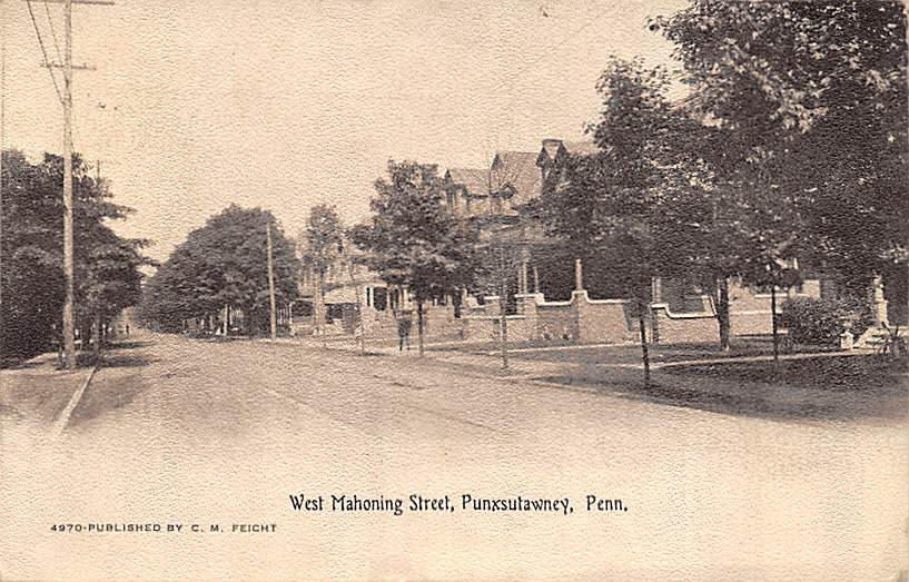 Punxstawney PA