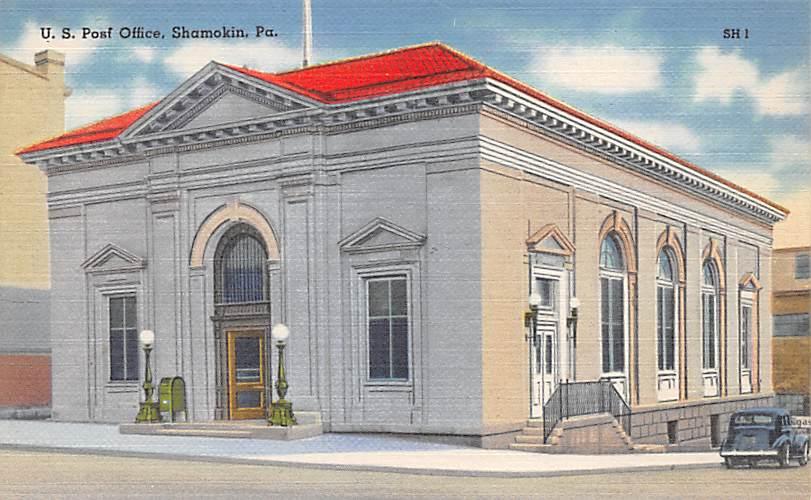 Shamokin PA