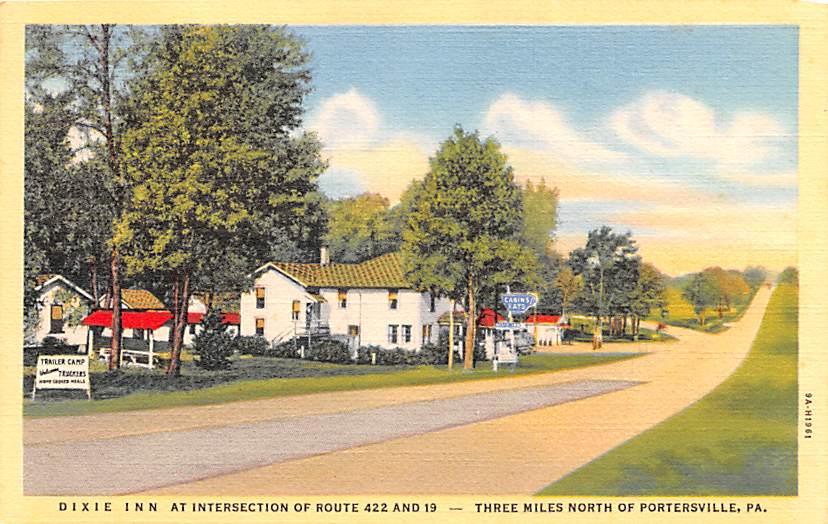 Portersville PA