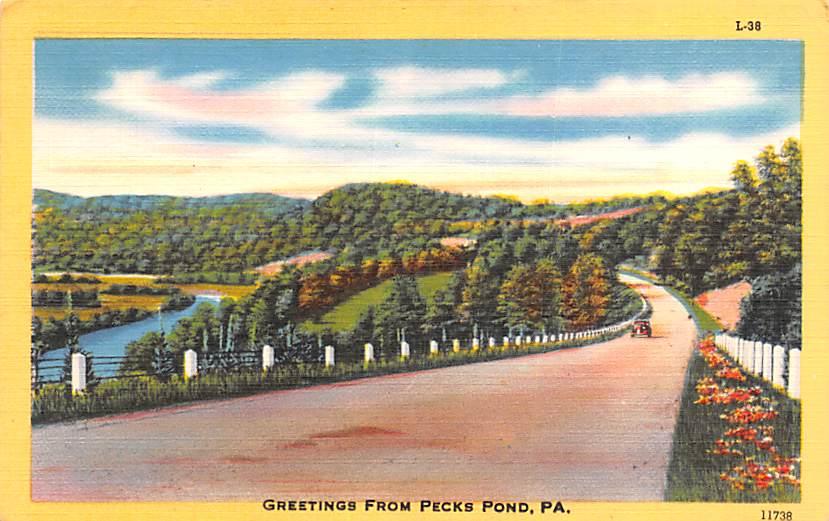 Peck Pond PA
