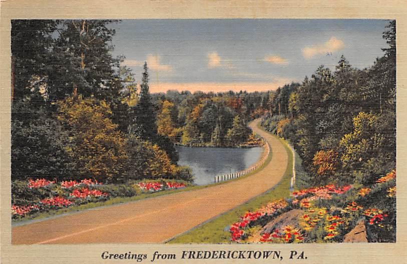 Fredericktown PA