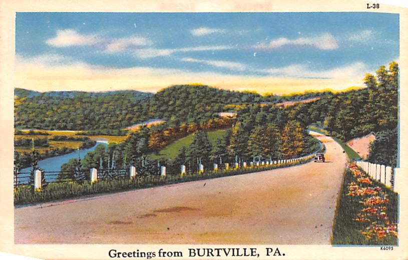 Burtville PA