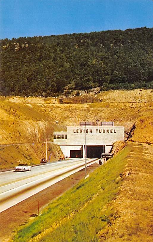 Lehigh Tunnel PA