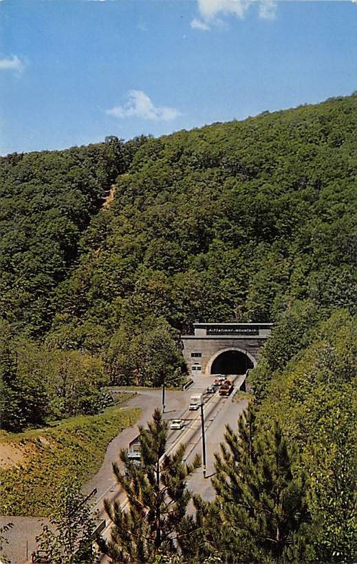 Kittatinny Mountain Tunnel PA
