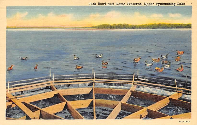 Upper Pymatuning Lake PA