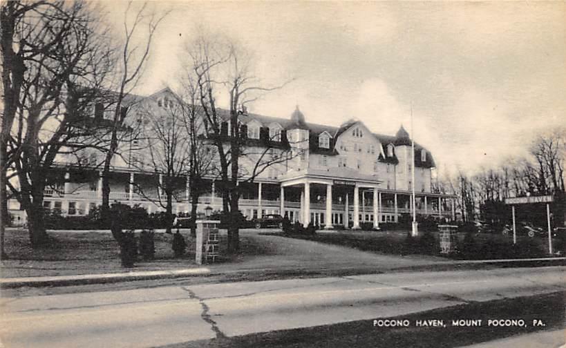 Mount Pocono PA