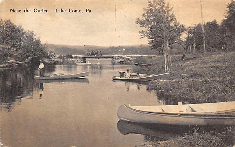 Lake Como PA
