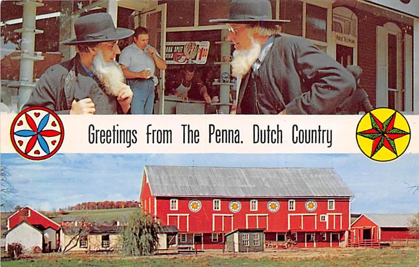 Pennsylvania Dutch Country PA