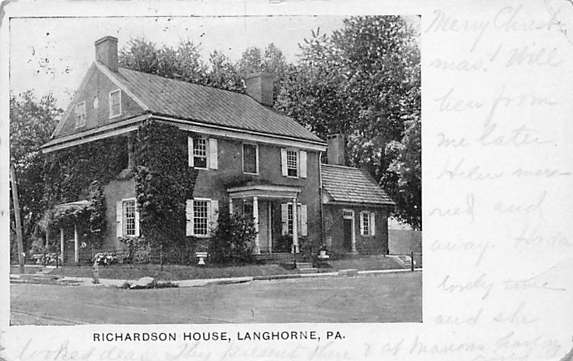 Langhorne PA