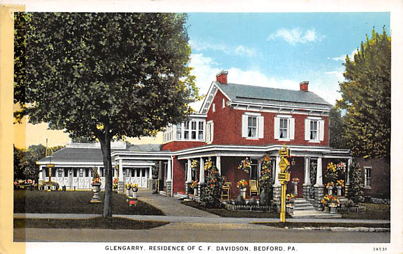 Glengarry PA