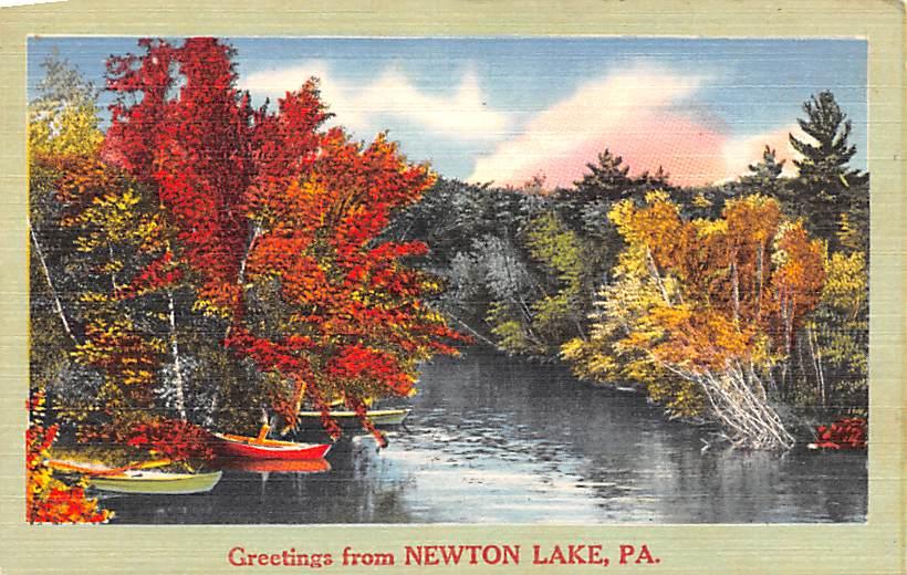Newton Lake PA