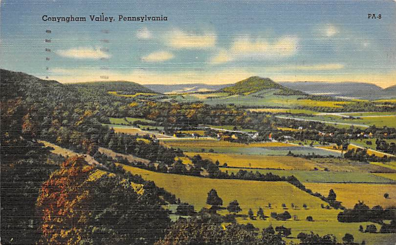 Conyngham Valley PA