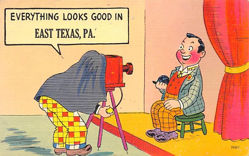 East Texas PA