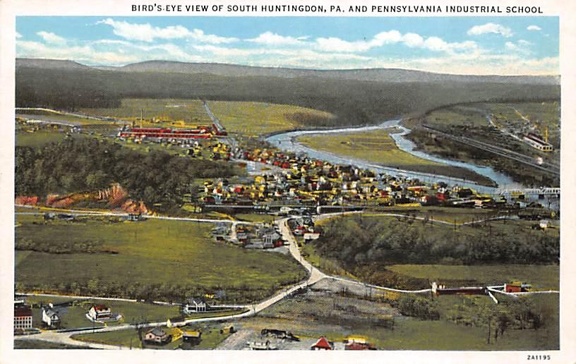 South Huntingdon PA