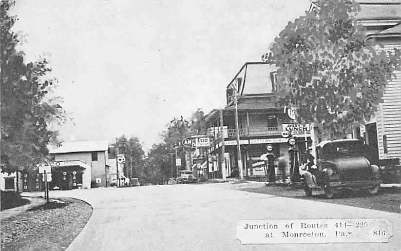 Monroeton PA