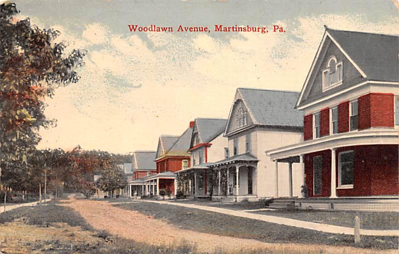 Martinsburg PA