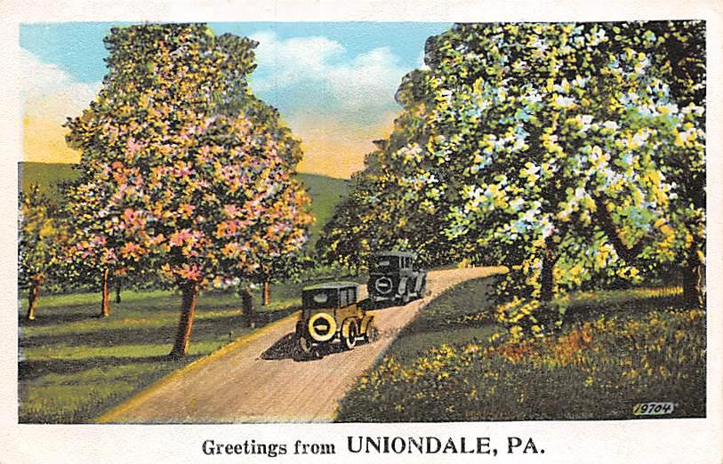Uniondale PA
