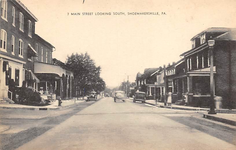 Shoemakersville PA