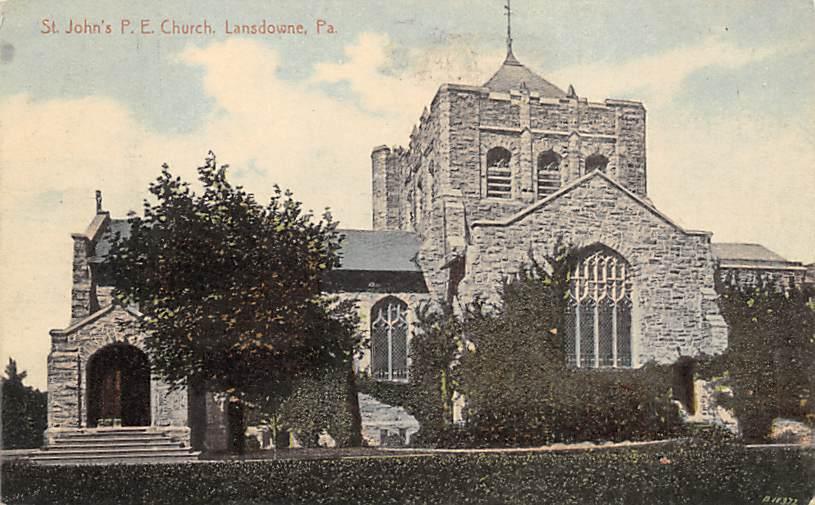 Lansdowne PA