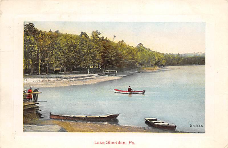 Lake Sheridan PA