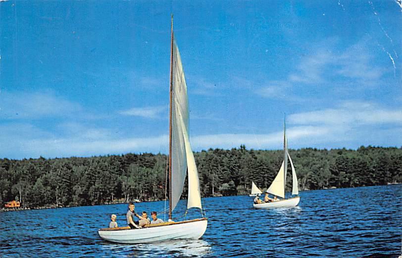 Lake Silkworth PA