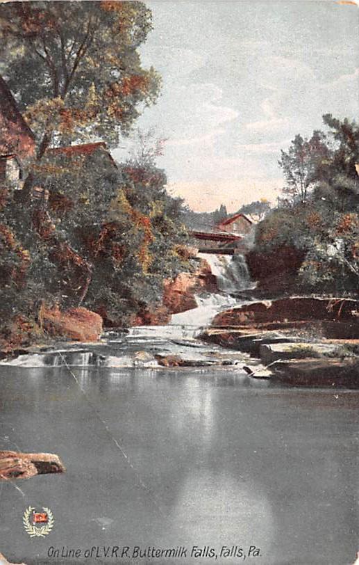 Buttermilk Falls PA