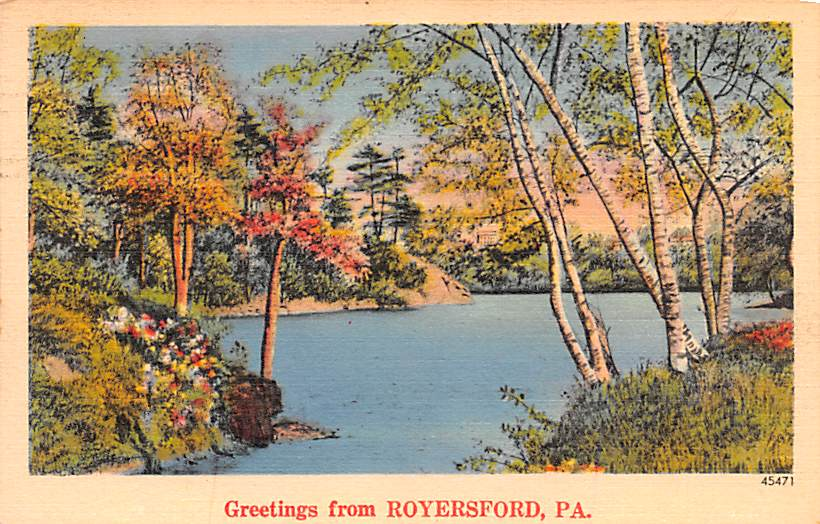 Royersford PA
