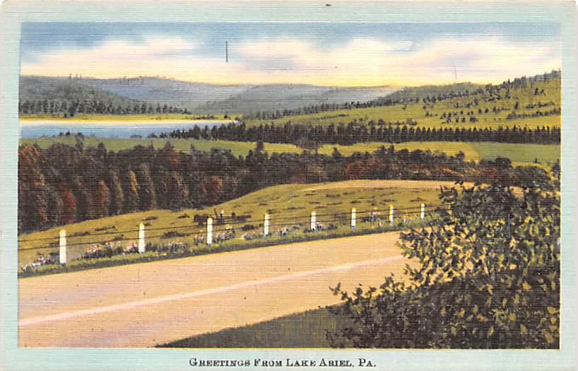 Lake Ariel PA